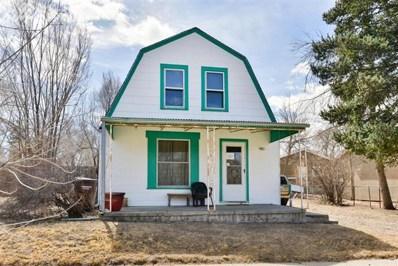 921 E Vermijo Avenue, Colorado Springs, CO 80903 - MLS#: 2790351