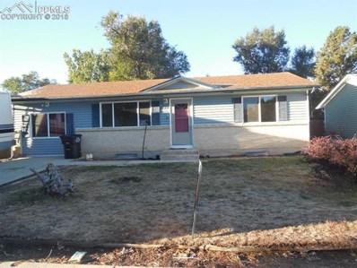 3829 Pearl Drive, Colorado Springs, CO 80918 - MLS#: 2804412