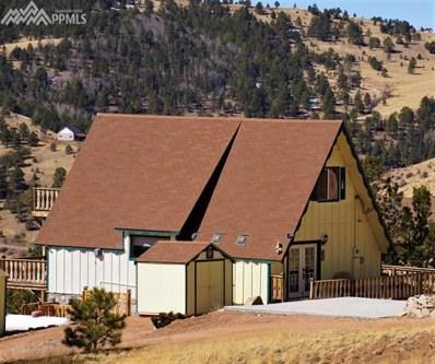 1078 Copper Mountain Drive, Cripple Creek, CO 80813 - MLS#: 2805172