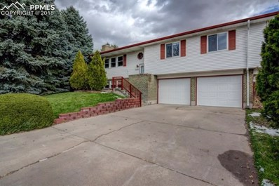7145 Trails End Court, Colorado Springs, CO 80911 - MLS#: 2806864