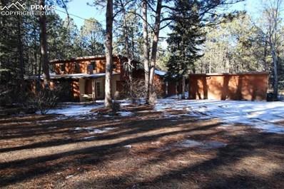 7550 Carver Lane, Colorado Springs, CO 80908 - MLS#: 2814541