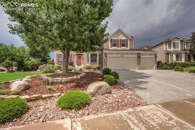 14408 Tierra Drive, Colorado Springs, CO 80921 - MLS#: 2831255