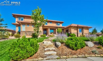 13665 Random Ridge View, Colorado Springs, CO 80921 - MLS#: 2832433