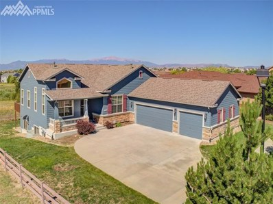 7151 Midnight Rose Drive, Colorado Springs, CO 80923 - MLS#: 2840992
