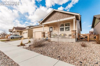 8460 Cypress Wood Drive, Colorado Springs, CO 80927 - #: 2841407