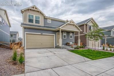 8803 Briar Brush Lane, Colorado Springs, CO 80927 - MLS#: 2843483