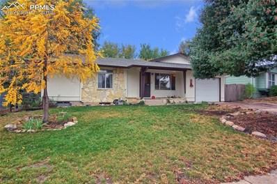 339 Kenady Circle, Colorado Springs, CO 80910 - MLS#: 2849898