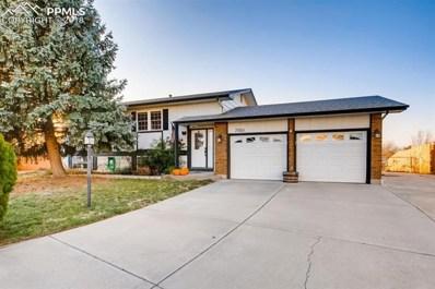 7010 Goldfield Drive, Colorado Springs, CO 80911 - MLS#: 2854488