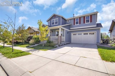 6793 Hidden Hickory Circle, Colorado Springs, CO 80927 - MLS#: 2857974