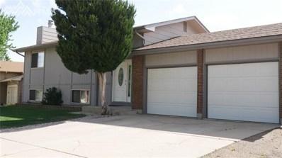 6965 Corn Tassle Drive, Colorado Springs, CO 80911 - MLS#: 2860681