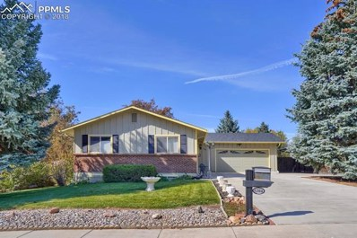 1204 Wakita Drive, Colorado Springs, CO 80915 - MLS#: 2876796
