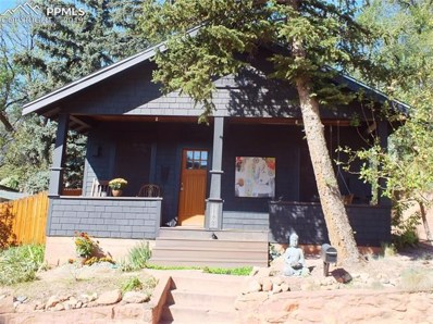115 Cave Avenue, Manitou Springs, CO 80829 - MLS#: 2879750