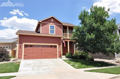 6744 Abbeywood Drive, Colorado Springs, CO 80923 - MLS#: 2888209