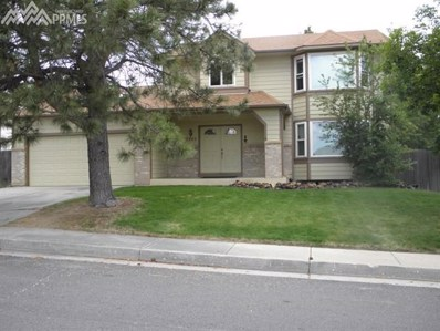 7245 Montarbor Drive, Colorado Springs, CO 80918 - MLS#: 2893908