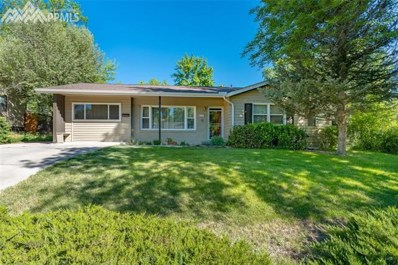 1102 Northstar Drive, Colorado Springs, CO 80905 - MLS#: 2898580