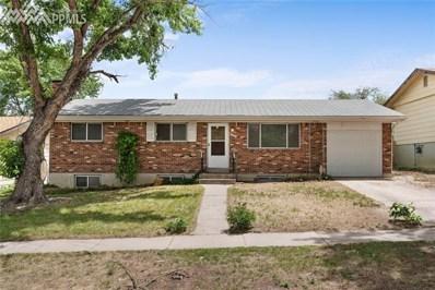 3307 Michigan Avenue, Colorado Springs, CO 80910 - MLS#: 2904746