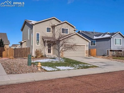 10605 Deer Meadow Circle, Colorado Springs, CO 80925 - MLS#: 2915187