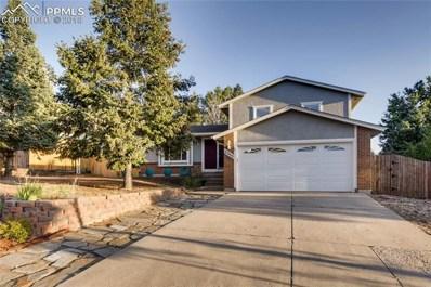 2255 Parliament Drive, Colorado Springs, CO 80920 - MLS#: 2922933
