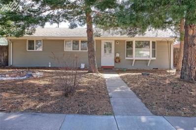 2515 N Meade Avenue, Colorado Springs, CO 80907 - MLS#: 2923761