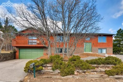502 Southern Cross Drive, Colorado Springs, CO 80906 - MLS#: 2924588