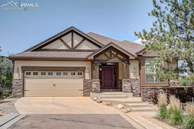 874 Redemption Point, Colorado Springs, CO 80905 - MLS#: 2926374