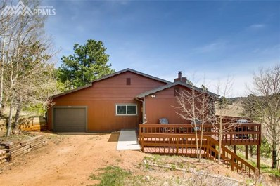 256 Cottonwood Lake Drive, Divide, CO 80814 - MLS#: 2930424