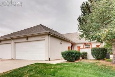 3135 Soaring Bird Circle, Colorado Springs, CO 80920 - MLS#: 2935200