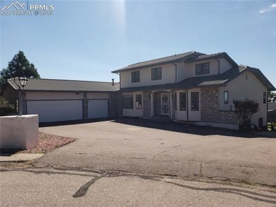 4817 Kenyon Court, Colorado Springs, CO 80917 - MLS#: 2944399