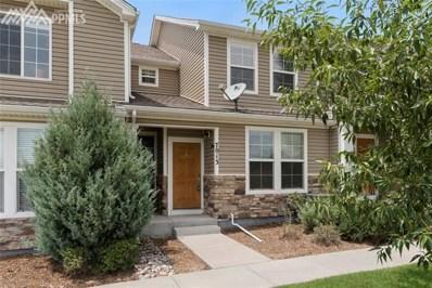 7013 Red Sand Grove, Colorado Springs, CO 80923 - MLS#: 2955999