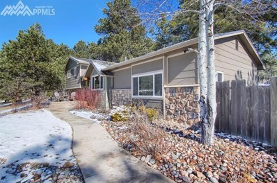 7330 Mathews Road, Colorado Springs, CO 80908 - MLS#: 2956200