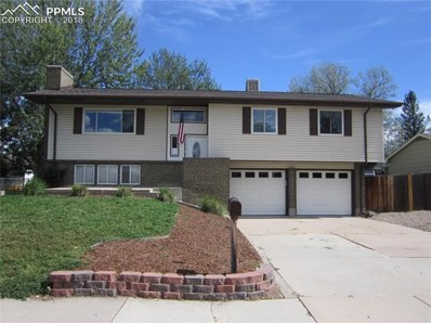 7325 Nugget Court, Colorado Springs, CO 80911 - MLS#: 2958530