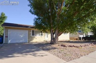 7210 Omaha Boulevard, Colorado Springs, CO 80915 - MLS#: 2965964