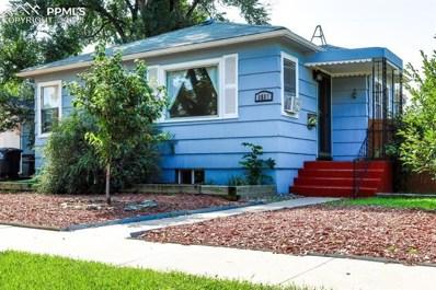 1517 E Kiowa Street, Colorado Springs, CO 80909 - MLS#: 2970960