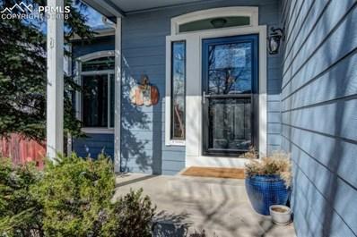4010 Bowsprit Lane, Colorado Springs, CO 80918 - MLS#: 2982903