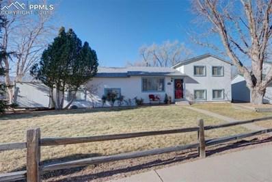 4002 N Colony Hills Circle, Colorado Springs, CO 80916 - MLS#: 2988701
