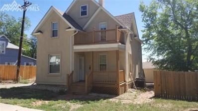 215 N Chestnut Street, Colorado Springs, CO 80905 - MLS#: 2997451