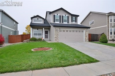 3862 Springs Ranch Drive, Colorado Springs, CO 80922 - MLS#: 3021144