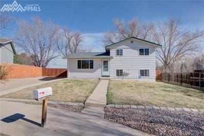 4242 Amiable Way, Colorado Springs, CO 80917 - MLS#: 3021750