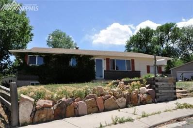 2325 Lassen Drive, Colorado Springs, CO 80910 - MLS#: 3036106