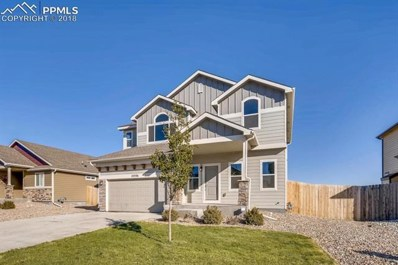 10586 Abrams Drive, Colorado Springs, CO 80925 - MLS#: 3036400