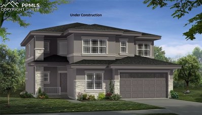 1057 Barbaro Terrace, Colorado Springs, CO 80921 - MLS#: 3041542