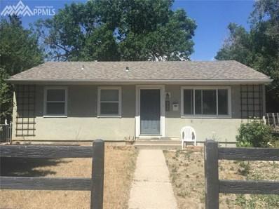 626 Warren Avenue, Colorado Springs, CO 80905 - MLS#: 3043511