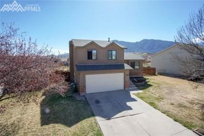 3952 Red Cedar Drive, Colorado Springs, CO 80906 - MLS#: 3050291