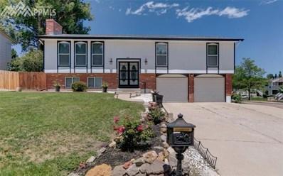4815 Garden Trail, Colorado Springs, CO 80918 - MLS#: 3050478