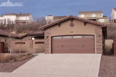 5167 Vista Villas Point, Colorado Springs, CO 80917 - MLS#: 3050566