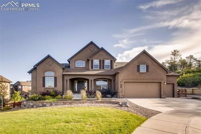 216 Kettle Valley Way, Monument, CO 80132 - MLS#: 3050692