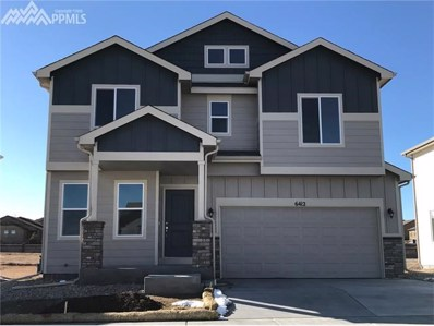 6412 Anders Ridge Lane, Colorado Springs, CO 80927 - MLS#: 3062447