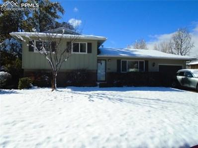 4726 El Camino Drive, Colorado Springs, CO 80918 - MLS#: 3065458
