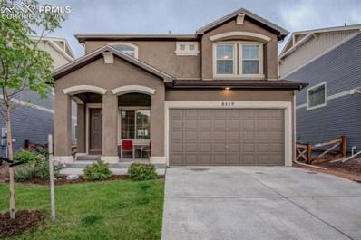 8539 Briar Brush Lane, Colorado Springs, CO 80927 - MLS#: 3069173