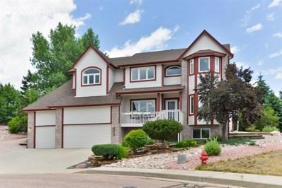 205 Sedona Drive, Colorado Springs, CO 80921 - MLS#: 3078680